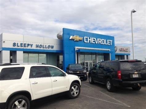sleepy hollow chevrolet buick gmc  car dealership