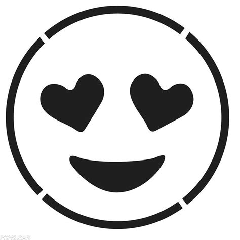 Emoji Pumpkin Carving by Smiling Face With Heart Shaped Eyes Free Emoji Pumpkins
