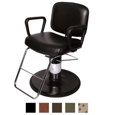 kaemark westfall hydraulic styling chair