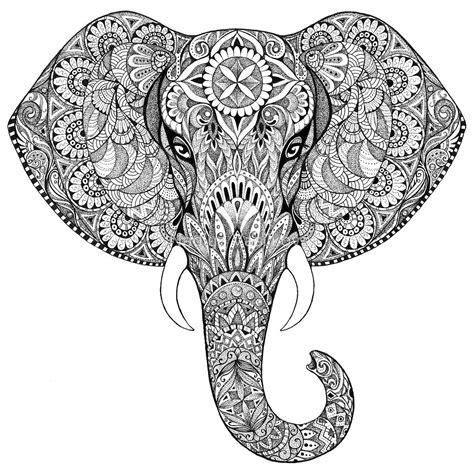 elephant par nadiya vasilkova art drawings