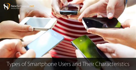 Types Of Smartphone Users And Their Characteristics