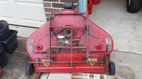 used mower decks toro wheel 36 quot mower deck 05 36mr03 toro 92 5785