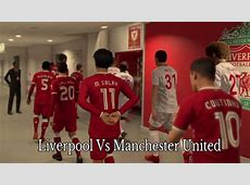 PES 2018 Gameplay PS4 Liverpool Vs Manchester United