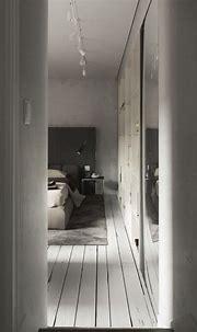 Home Designing — (via A Cool Grey Interior for a Free Spirit)