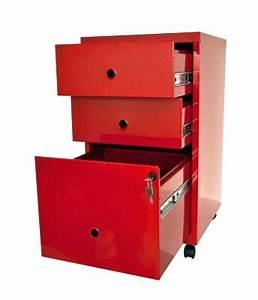 Caisson Rangement Bureau : caisson rangement bureau pas cher bureau avec rangement en ~ Edinachiropracticcenter.com Idées de Décoration