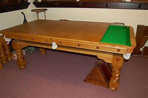 Combination Pool Table Dining Room Table