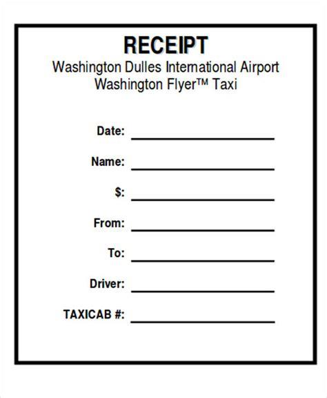 fee receipt format 24 payment receipt formats