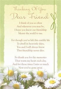 Graveside Bereavement Memorial Cards (b) VARIETY You ...