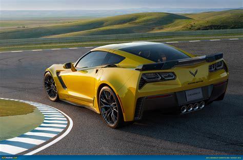 Ausmotivecom Detroit 2018 Chevrolet Corvette Z06