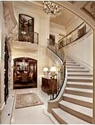 Beautiful Staircase Interior Staircase Orange County By Monarch Stone International