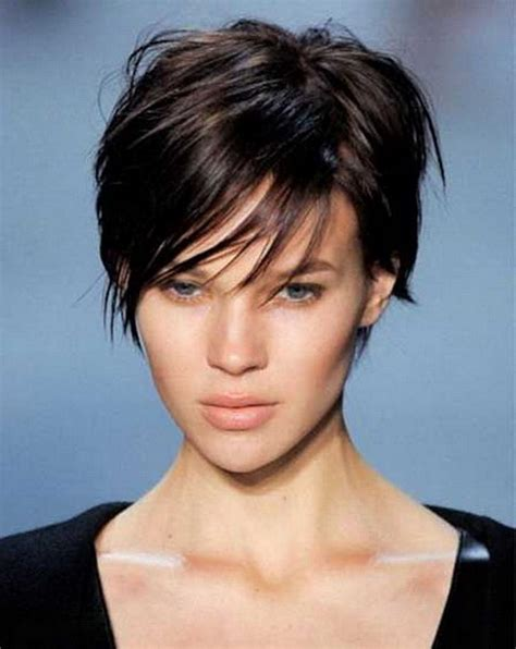 easy care short hairstyles hair style  color  woman