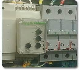 Сдвиг фаз переменного тока и напряжения основы электроники