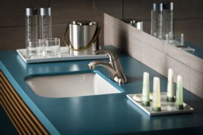what are kitchen sinks made of logan square rectangular undercounter bathroom 9612
