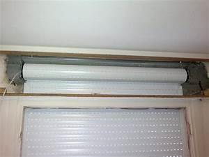 Rideau Volet Roulant : volet roulant renovation tradimonobloc coffre tunnel somfy rts radio nice isolant lames aluminium ~ Melissatoandfro.com Idées de Décoration