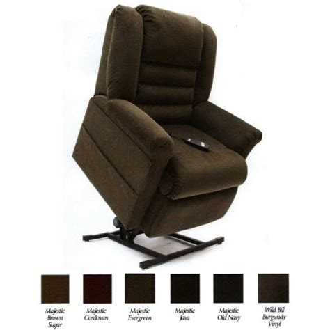 mega motion lc 400 3 position lift chair
