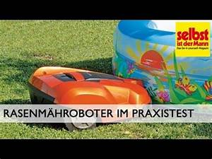 Obi Rasenmäher Roboter : rasenm her roboter im test youtube ~ Eleganceandgraceweddings.com Haus und Dekorationen