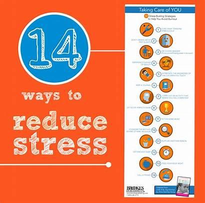 Stress Care Strategies Burnout Avoid Help Reducing