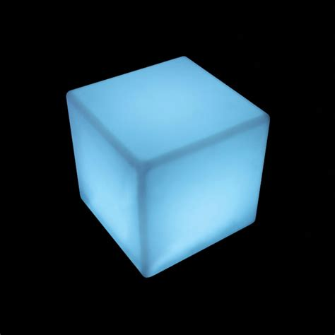 led cube outdoor light indosoul touch of modern