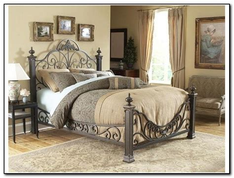 Wrought Iron Bedroom Furniture   Beds : Home Design Ideas