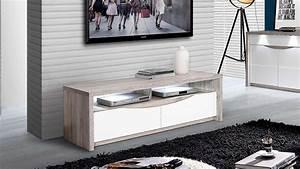 Tv Board Weiß Hochglanz : tv board saint tropez wei hochglanz sandeiche mit led ~ Pilothousefishingboats.com Haus und Dekorationen
