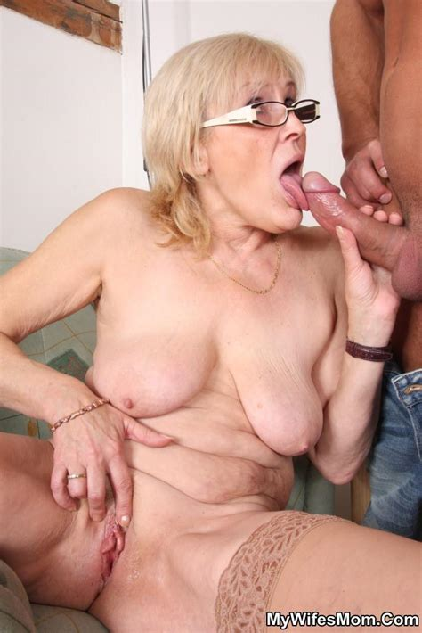 Horny Dude Seduces His Mother In Law To Dir Xxx Dessert Picture 6
