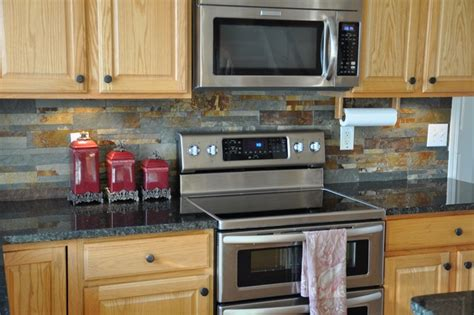 ideas for kitchen backsplash with granite countertops granite countertops and tile backsplash ideas eclectic 9607