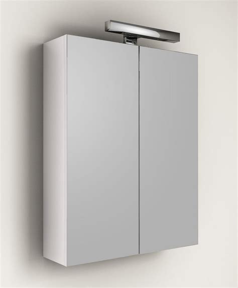 applique bagno specchio specchio contenitore per mobile da bagno applique 60
