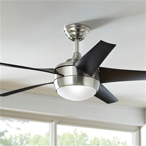 small white ceiling fan with light outdoor ceiling fans indoor ceiling fans at the home depot