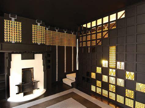 Charles Rennie Mackintosh's Interiors In Northampton