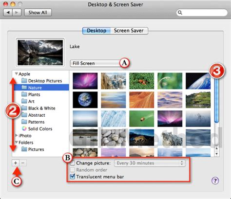 How To Change Your Background On A Mac How To Change The Desktop Background In Mac Os X