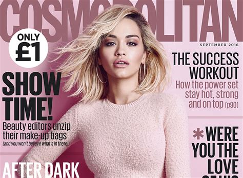 Mag Abcs Cosmo Leads Women's Lifestylefashion Sector