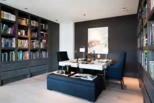 Masculine Home Office Decorating Ideas by 62 Home Library Design Ideas With Stunning Visual Effect