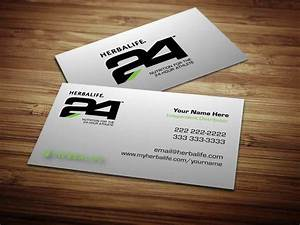 templates for herbalife 24 business cards by tankprints on With 24 business cards