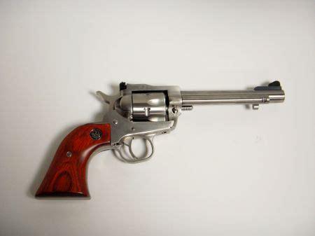 revolver ruger single  cal lrmag inox