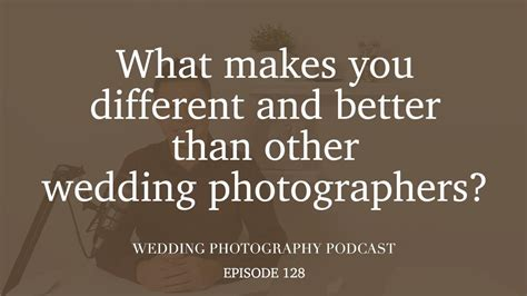What Makes You Stand Out From Other Applicants by What Makes You Stand Out From Other Wedding Photographers