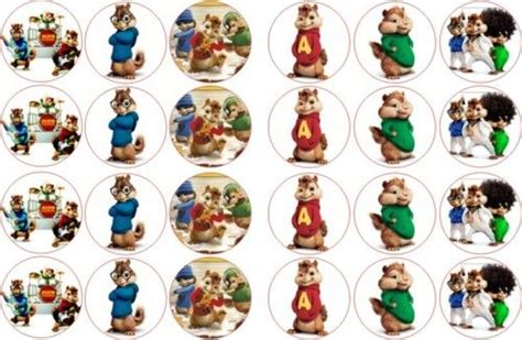 pin alvin chipmunks birthday cake see photos of and the