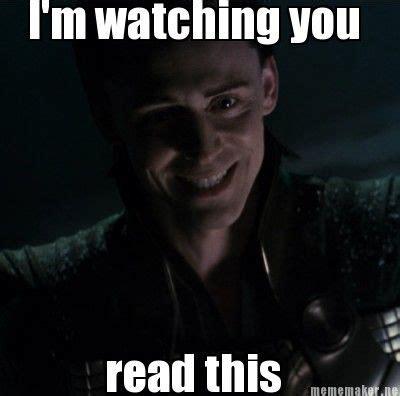 Loki Meme - creepy loki meme superheros and villains pinterest i am do what and loki meme