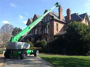 Governor's Mansion Chimney Inspections - Raleigh NC - Mr