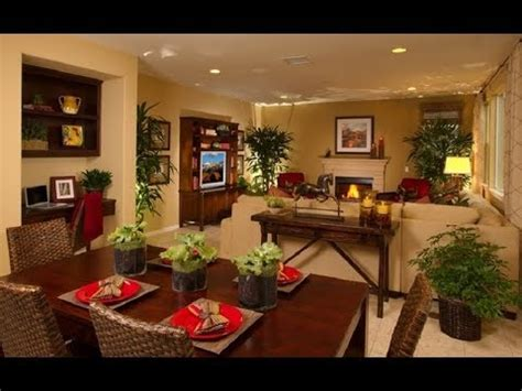 living room dining room combo decorating ideas  youtube