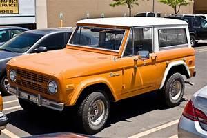 THE STREET PEEP: Ford Bronco (1st gen)