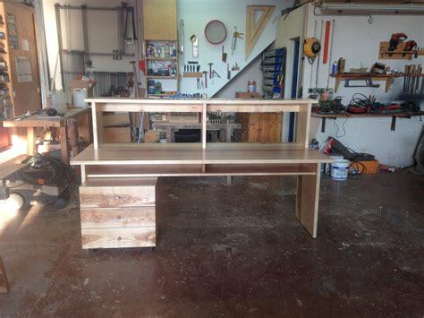 fabrication d un bureau en bois fabrication d un bureau en bois galerie des idées de