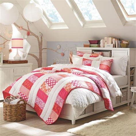 Girl Attic Bedroom  Attic Room Ideas For Teenagers Girls