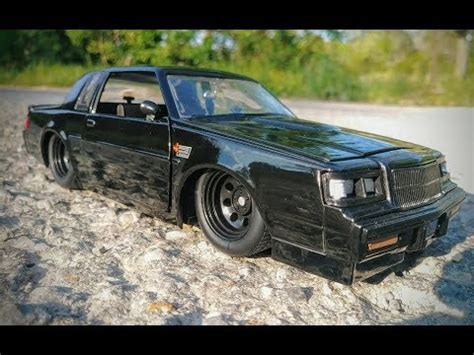 Fast And Furious Buick by Doms Fast And Furious 1988 Buick Grand National Diecast