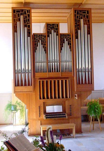 die orgel der reformierten kirche beringen evang ref