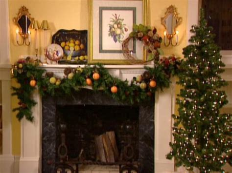 magical holiday mantels diy