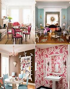 ideas to design a feminist home house interiors With house decorating ideas 2012