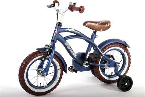 Yipeeh Blue Cruiser 12 Inch Boys Bicycle