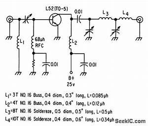 1 W At 50 Mc - Signal Processing