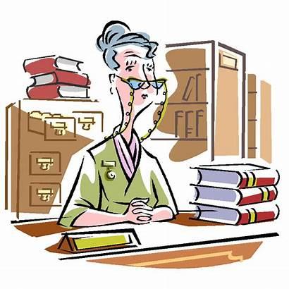 Office Clip Clipart Clipartix Cartoon Library Funny