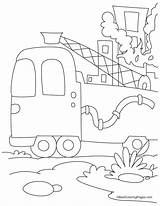 Fire Coloring Hydrant Drawing Hydrants Engine Safety Place Getdrawings Printable Popular Coloringhome sketch template